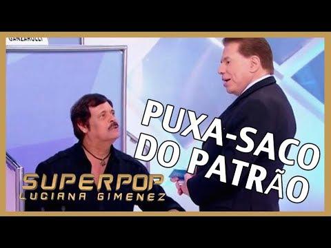 Carlinhos Aguiar Admite Que é Puxa-saco De Silvio Santos: