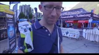Marathon du Mont Blanc 2016  Trail Camp &  Kit Tent