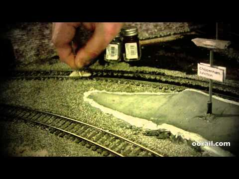 oorail.com | Building a Barrow Crossing from Scratch