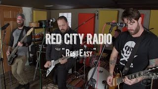 Watch Red City Radio Rest Easy video