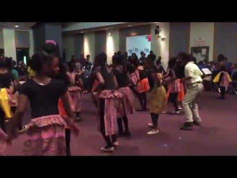 Bethune Black History Show 2016