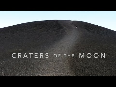 Craters of the Moon Idaho