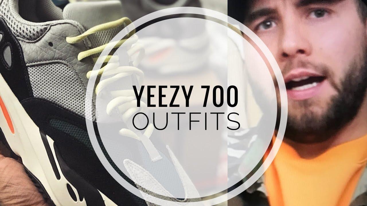 5 ways to wear     | Adidas Yeezy 700