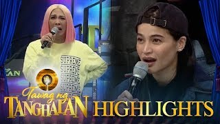Tawag ng Tanghalan: Vice shares a funny story about Anne's imperfections