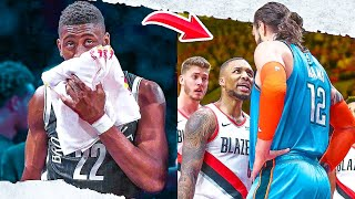 The MEANEST NBA Screens - Knockout Moments!