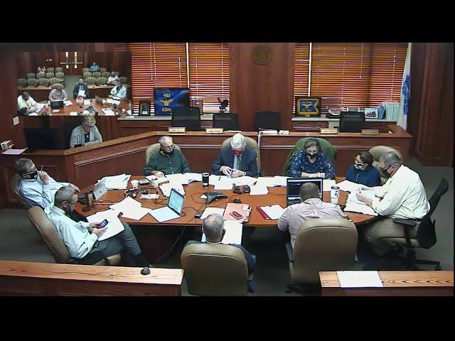 Commissioners Court 08/31/2020 part 2