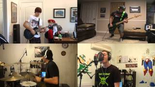 "Green Day - ""Having A Blast"" Collaborative Cover By Far As Hell"