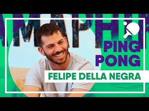 Entrevista - Red Bull Brasil - Felipe Della Negra | Ping Pong Na Prática