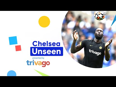 Lukaku joins the team that plays soccer and tennis!  |  Open training at Stamford Bridge |  Invisible chelsea