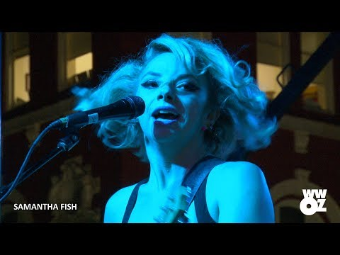 Samantha Fish in New Orleans