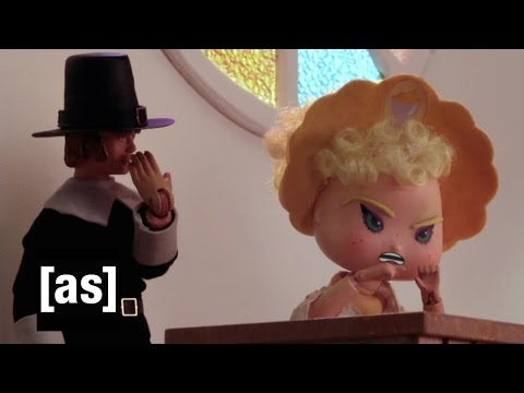 Bitch Pudding's The Crucible | Robot Chicken | Adult Swim