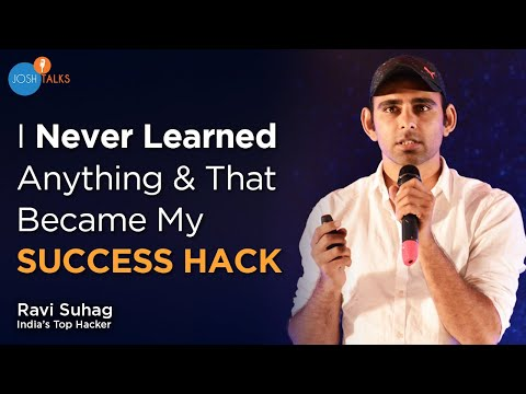 How The Son Of A Farmer Became India's Top Hacker 💻 | Ravi Suhag
