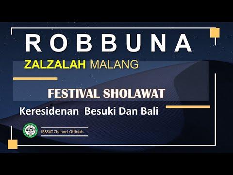 """IRSSAT  ( """" ZALZALAH """"  UIN Malang Bintang Tamu Festival Shalawat AL-BANJARI )"""