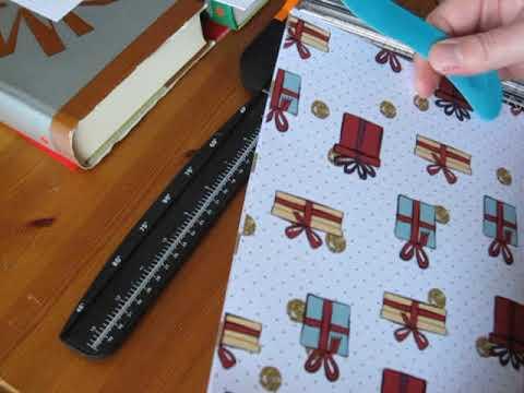 Traveler's Notebook maken, deel 2, de notitieboekjes