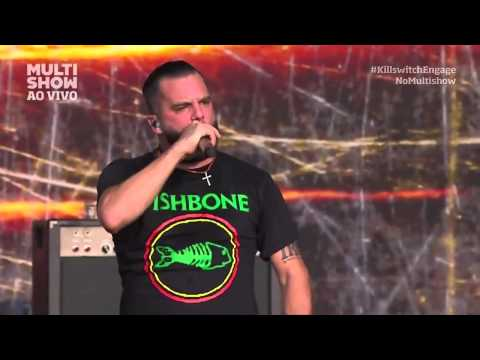 Killswitch  Engage - Live @ Monsters of Rock 2013  (Improved Audio)
