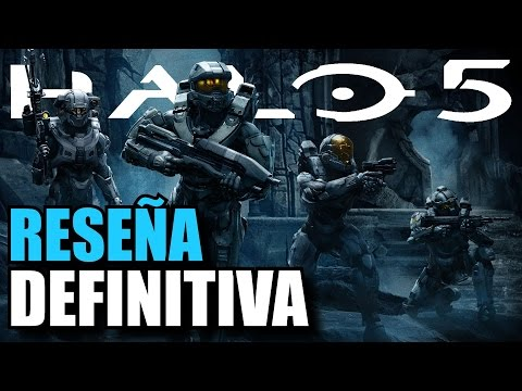 Halo 5: Guardianes - Reseña Definitiva