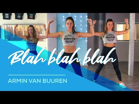 Blah Blah Blah - Armin van Buuren - Combat Fitness Dance Video - Choreography