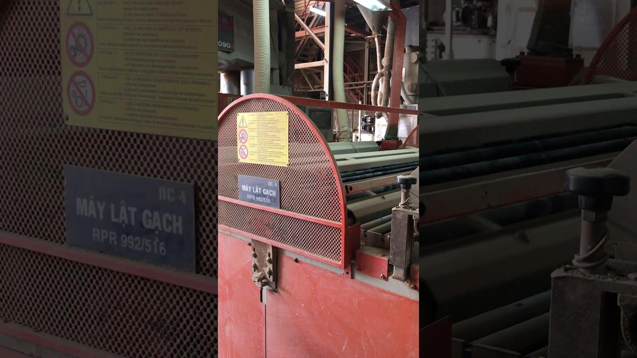 Máy Ép Gạch Men (ceramic tiles pressing machinery)