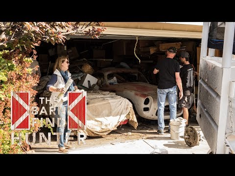 Barn Find Hunter | Uncovering $1,000,000 Barn Find - Ep. 16