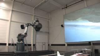 DLR Robot Motion Simulator - Flight