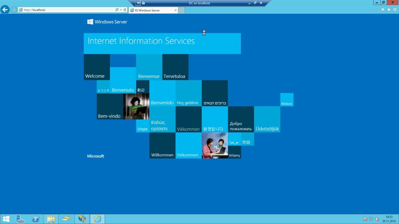 Windows Server 2012 IIS ile Web Sitesi Yayınlama
