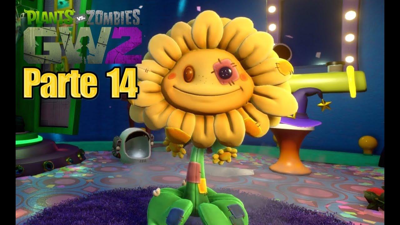Plants Vs Zombies Garden Warfare 2 Parte 14 Flor De