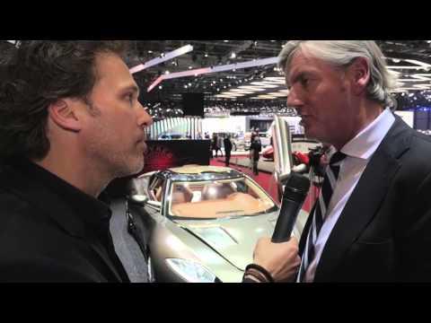Interview met Victor Muller - Spyker