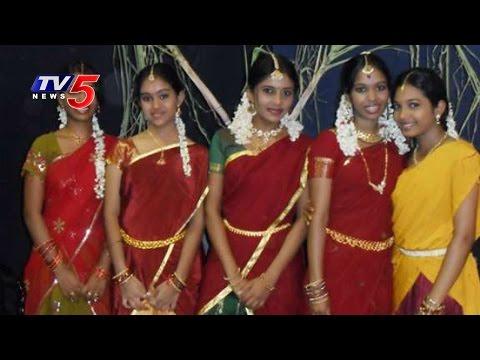 Telugammayi Contest in Vizag : TV5 News
