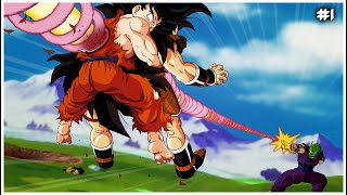 Goku y Piccolo contra Raditz - Directo #1 - Empieza la historia - Dragon Ball Z Kakarot