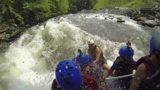 Ocoee River Whitewater Rafting | GoPro HD