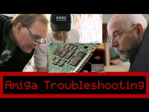Basic Commodore Amiga Troubleshooting