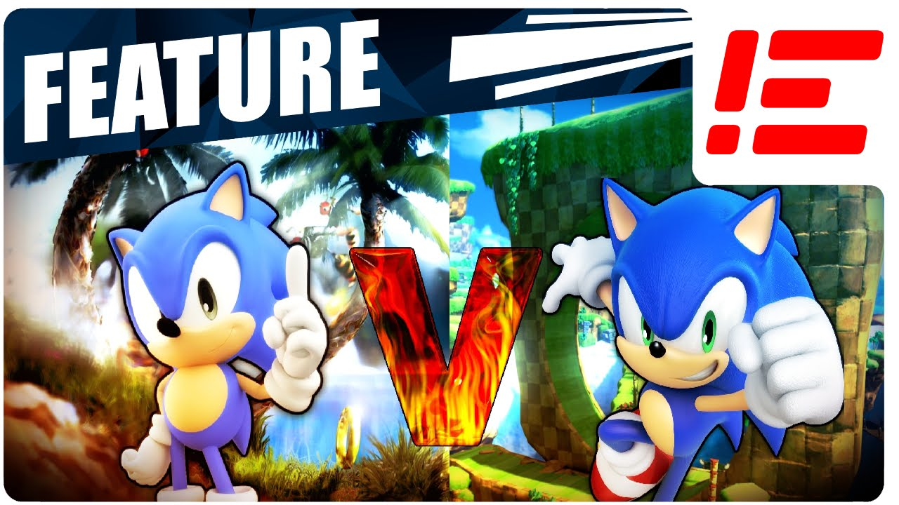Sonic The Hedgehog 2d Vs 3d Which Is Better Youtube