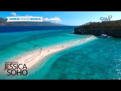 Kapuso Mo, Jessica Soho: The amazing sandbars