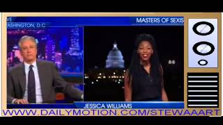 The Daily Show with Jon Stewart: Masters of Sexism - Claps and Catcalls (Piropo) - Español