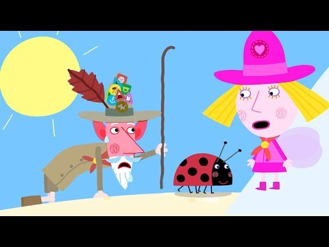 Ben And Holly's Little Kingdom | Wise Old Elf To The Rescue Special! | 1Hour | HD Cartoons For Kids