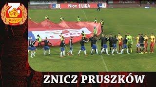 Skrót meczu ZNICZ Pruszków - STAL Mielec (28.04.2017)