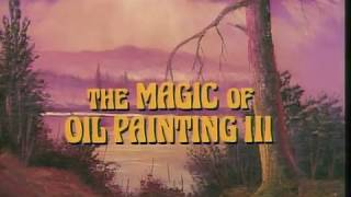 William Alexander - The Magic of Oil Painting - Hunters Cabin