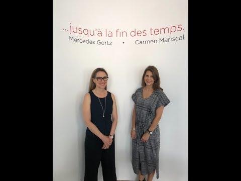 """Visite Guidée de l'Exposition (Curatorial walkthrough of exhibition) : """"Jusqu'à la fin des temps..."""""""