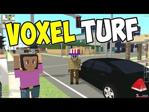 YOUR OWN CITY SANDBOX - Voxel Turf Gameplay (GTA + SimCity + Minecraft)