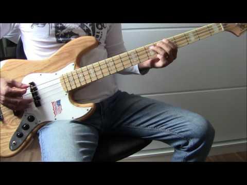 Dolly Dagger (Bass Cover) - Jimi Hendrix