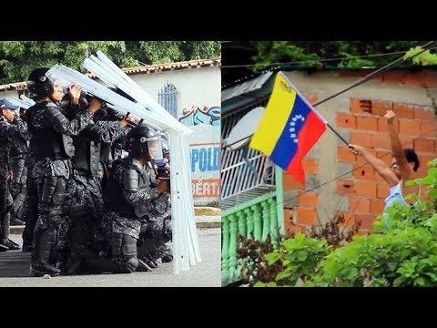 Aufstand in Venezuela – Mein Leben unter Maduro (Doku)