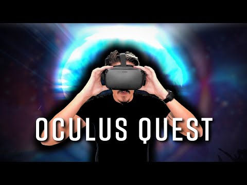 Introduction to the OCULUS QUEST with Proper_D!