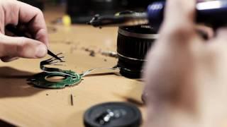 How to create SuperMacro lens (Как сделать СуперМакро объектив)