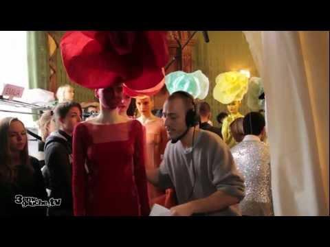 Alexis Mabille - Paris Fashion Week - Haute Couture - Printemps Ete 2012