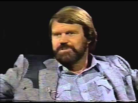 Glen Campbell Talks With Dan Miller