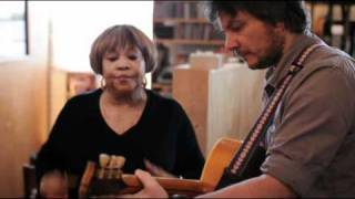 "Mavis Staples + Jeff Tweedy - ""You Are Not Alone"" Acoustic"