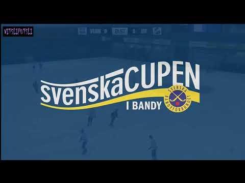 Кубок Швеции по хоккею с мячом 2019, Полуфинал, Вилла Лидчёпинг - Эдсбюн