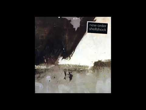 New Order - Shellshock, 12in single