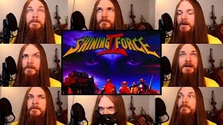 Shining Force 2 - Elven Town Acapella