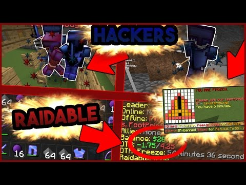 INVIS RAIDING HACKERS + LUCKIEST INVIS RAID OF ALL TIME (RAIDABLE) - ViperHCF [11]